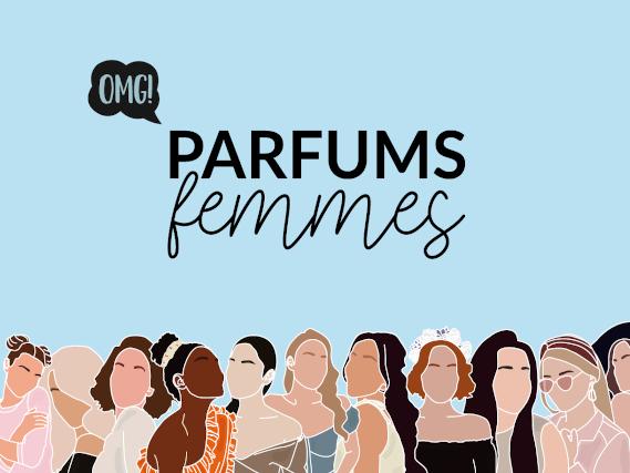 Les parfums pour femmes | Carole Daver Parfums